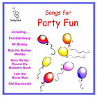 Songs for Party Fun by CYP Ltd (CD-Audio, 2007)
