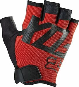 Fox-Racing-Ranger-Short-Glove-Red
