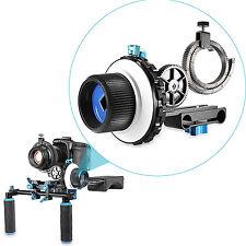 NEEWER A-B Stop Follow Focus C2 f DSLR Camera Camcorder f Sony DV/Film  Cameras