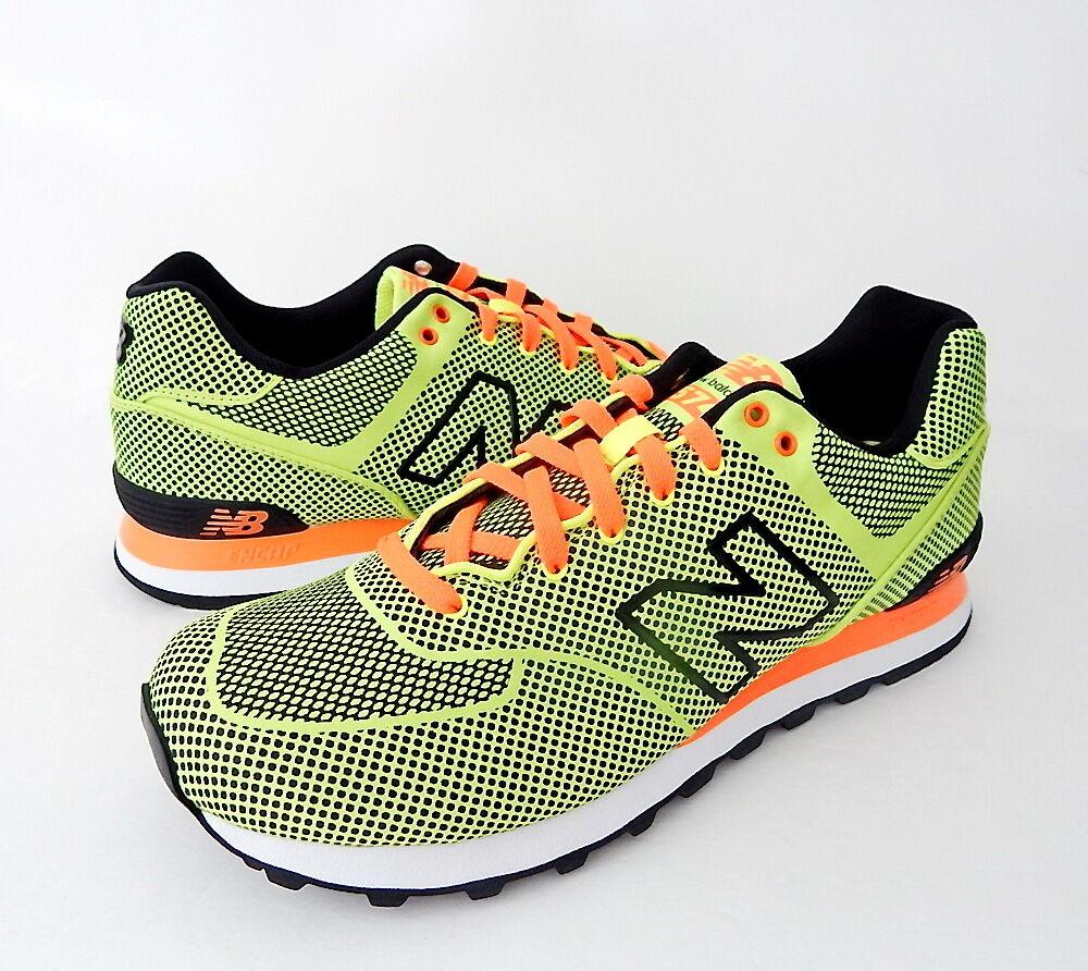 NWB New Balance Men's ML574 Woven Pack Running Shoe Size 11 D (US) Yellow