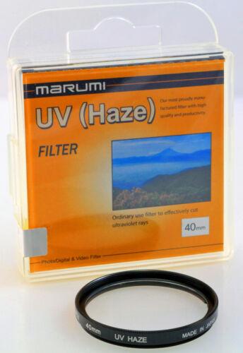 Nueva En Caja 40 mm UV Filtro Ultra Violeta Para Fuji x10 x20 UK shop minorista STOCK *