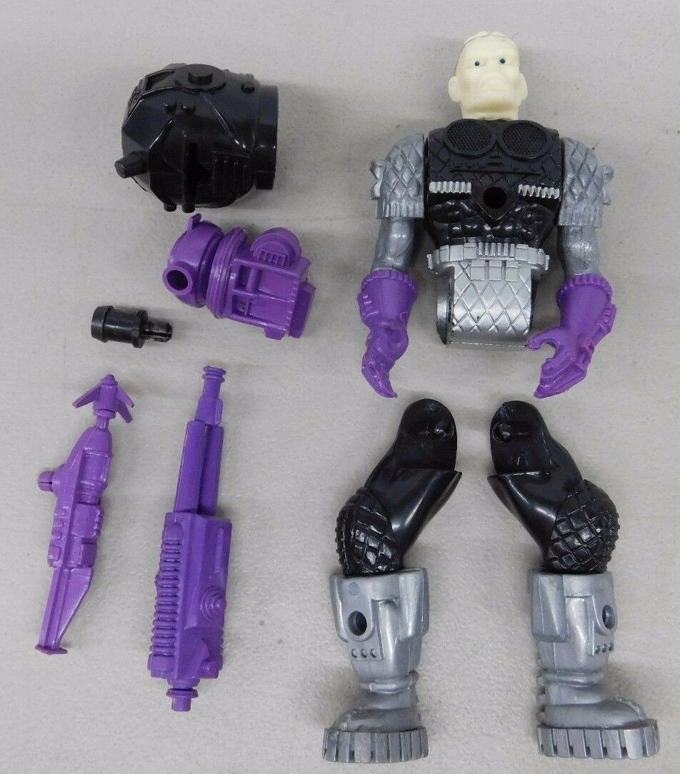 Remco Mantech Robot Robot Robot Warriors TERRORTECH - Vintage KO He-Man-Sized Figure 22566e