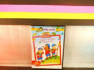 The Best of Caillou: Caillous Outdoor  Adventures on DVD