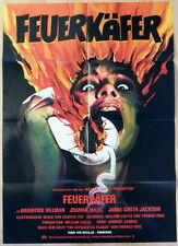 Bradford Dillman FEUERKÄFER original Kino Plakat A1
