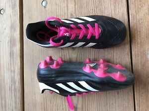 Adidas Youth Girls Soccer Cleats Size 1