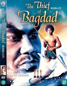 El-ladron-de-Bagdad-1940-Ludwig-Berger-Michael-Powell-DVD-NUEVA