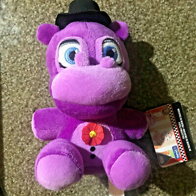 Five Nights At Freddy's Pizzeria MR HIPPO Walmart Exclusive Funko Plush FNAF