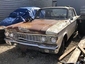 1962 Ford Fairlane base model