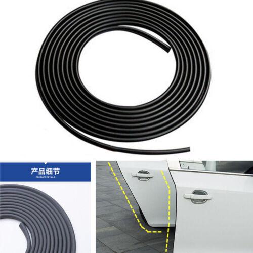 16FT//5M Car Door Moulding Rubber Scratch Protector Strip Edge Guard Trim Sales