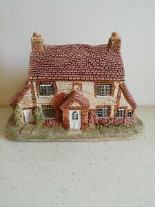 VERY-RARE-vintage-1984-lilliput-Lane-039-STONE-COTTAGE-039-collectable-china-ornaments