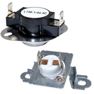 dryer thermostat thermal fuse for inglis yied7300ww0 yied7300ww1 image is loading dryer thermostat amp thermal fuse for inglis yied7300ww0