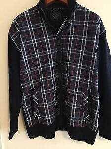 NEW-Paul-amp-Shark-Yachting-TARTAN-Jacket-Maglione-Sweater-Blusotto-Lana-3XL-XXXL