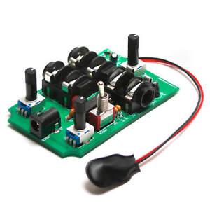 Details about Synthrotek APC Handheld - Atari Punk Console Synthesizer LoFi  8bit Chiptune