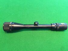 RWS AO 4-12x40 scope  . Made in Korea .1 inch tube .