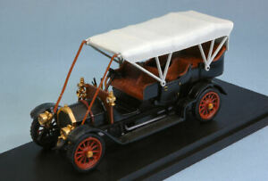Model Car Scale 1:43 rio Fiat 60 Cv 1905 vehicles diecast collection