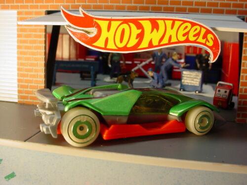 2020 Hot Wheels CYBER SPEEDER ❀ green//orange; glow wheel❀Multi Exclusive ❀LOOSE