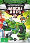 Transformers Rescue Bots - Return Of The Dino Bot (DVD, 2014)