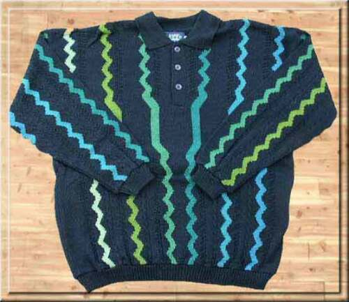 New TUNDRA Men/'s *BLACK WINDSURF* Sweater XL