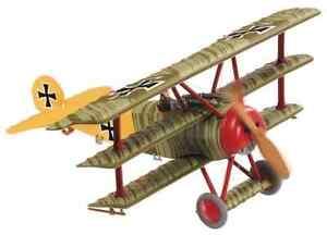 1-48-Fokker-DR-1-Dreidecker-Lothar-von-Richthofen-von-Corgi-aus-Metall