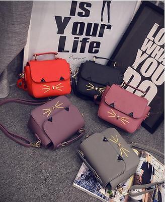 Japanese Game Neko Atsume ねこあつめ Cute Cat School Bag Shoulder bag Handbag  Gift  8f8a50d9e4fa9