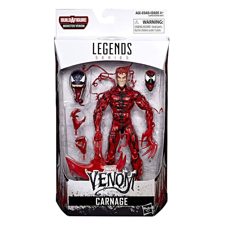 Marvel Legends Infinite Carnage Version 2.0 Venom Wave 6 inch Figure