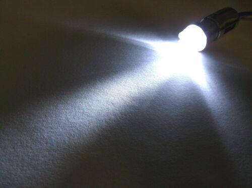 2 BBT 12 volt 1141 Marine Grade 9 White LED Light Bulbs