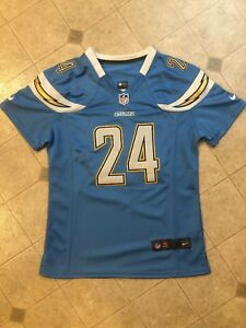 official photos 3b61d 1ab9e Details about Nike On Field Mathews #24 San Diego Chargers Jersey Size  Medium Stitched