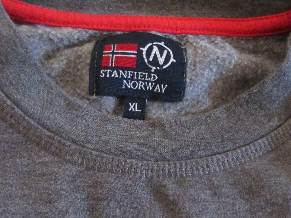 Sweatshirt, Standfield Norway, str. XL