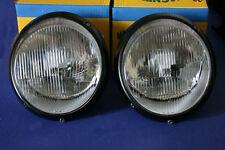 2x Scheinwerfer Hauptscheinwerfer Head lights H4 Porsche 911 930 964 965 Neu SET