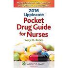 2016 Lippincott Pocket Drug Guide for Nurses by Amy Morrison Karch (Paperback, 2015)