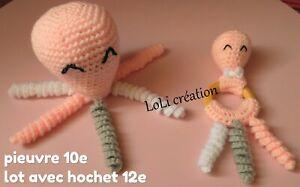 Kit Crochet Hochet l'ours - Amigurumi Hardicraft - Sperenza ...   187x300