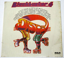 Philippines BLACKBUSTER 4 LP Record