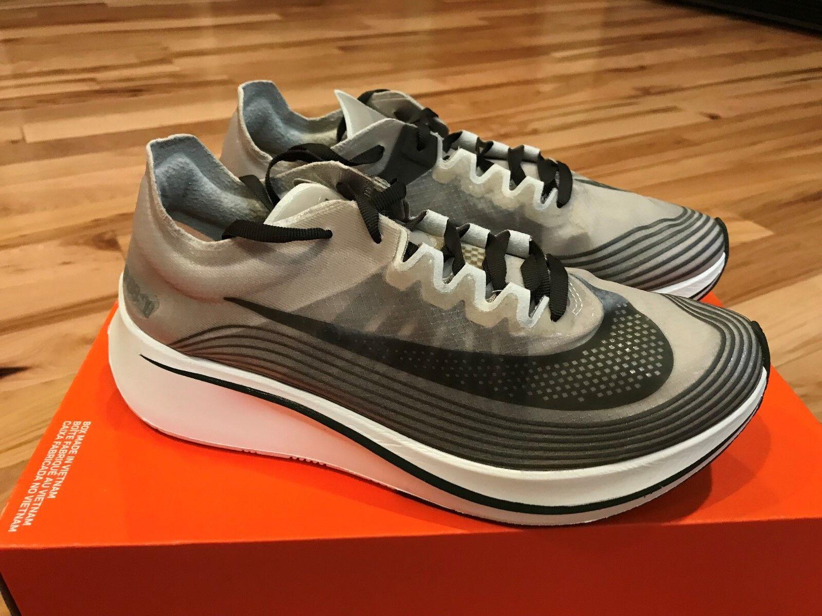 Nike NikeLab Zoom Fly SP Dark Loden Shanghai AA3172-300 Men's Size 7 NO DUSTBAG