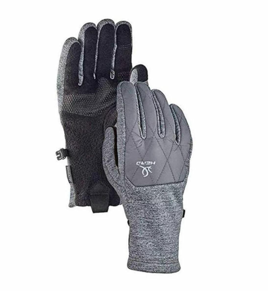NWT HEAD Women's Hybrid Glove Cold Weather Running Gloves Size S