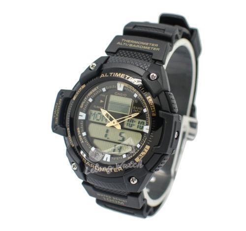 1 of 1 - -Casio SGW400H-1B2 Outgear Analog-Digital Watch Brand New & 100% Authentic