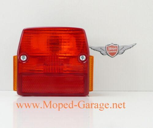 Hercules Prima  Rücklicht mit Bremslicht Mofa Moped Mokick Neu *