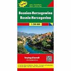 Bosnia / Herzegovina: FB.J025 by Freytag-Berndt (Sheet map, folded, 2016)