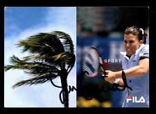 Jennifer Capriati  Autogrammkarte Original Signiert Tennis + A 149901