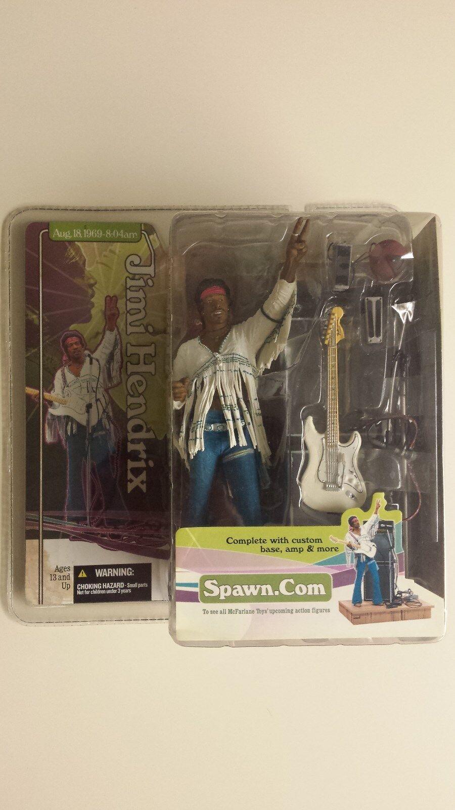 Jimi Hendrix-Super etapa Figura De Acción
