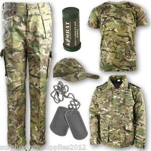 WORLD BOOK DAY BOYS ARMY COSTUME TROUSERS T-SHIRT COAT CAP PAINT ... 2b3e173df4b4