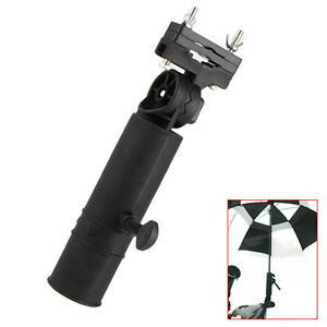 Golf-Club-Umbrella-Holder-Stand-Durable-For-Buggy-Cart-Baby-Pram-Wheelchair-Bike