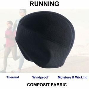 Mens Women Winter Sports Beanie Hat Windproof Helmet Liner Bicycle Fleece Cap US