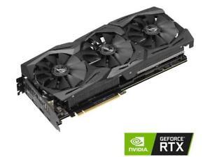 ASUS ROG GeForce RTX 2070 DirectX 12 ROG-STRIX-RTX2070-O8G-GAMING 8GB 256-Bit GD