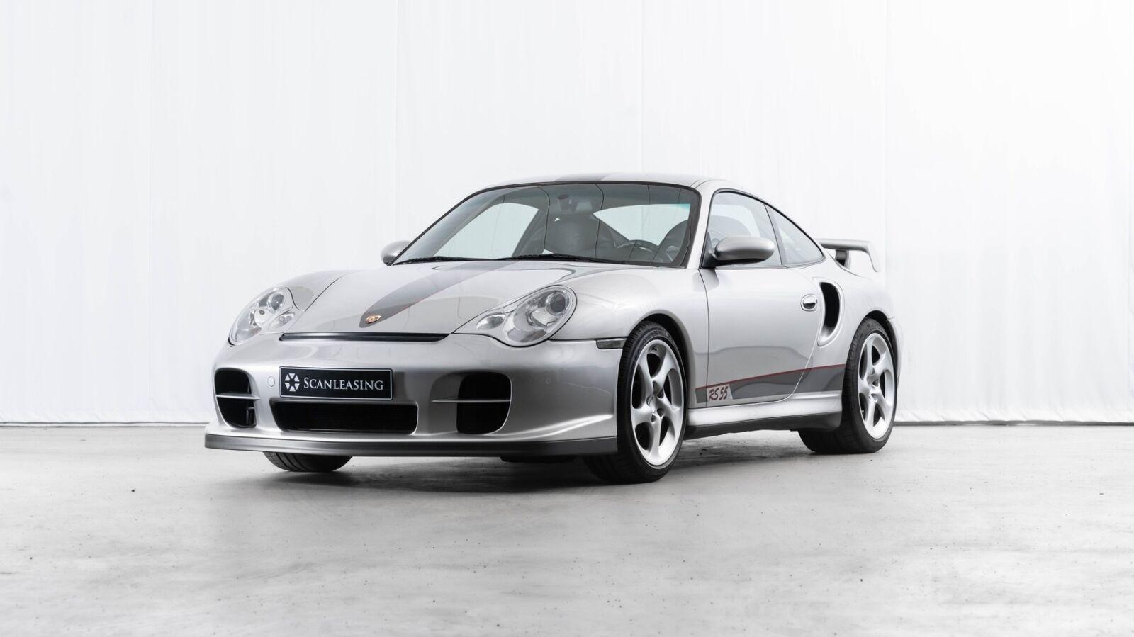 Porsche 911 Turbo 3,6 Coupé 2d
