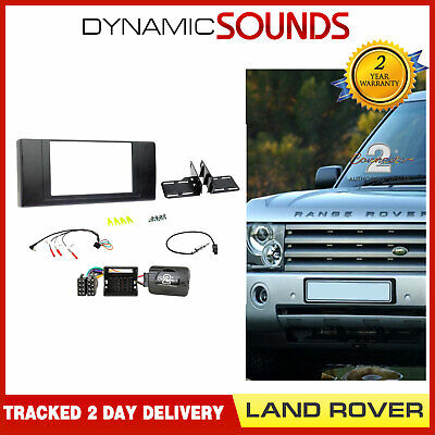 CTKLR04 Double Din Radio Stereo Installation Kit for Land Rover Range Rover L322