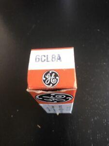 GE-6CL8A-Audio-Electronic-Vintage-Radio-TV-Valve-HAM-Vacuum-NOS-Tubes