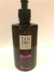 Salvatore-tanino-therapy-champu-cabello-decolorado-y-rubio-blond-hair-300ml