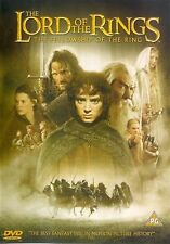 The Lord Of The Rings - The Fellowship Of The Ring (2-Disc Set) NEW UK R-2 DVD