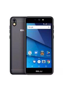 BLU-Advance-5-2-Unlocked-Smartphone-5-2-034-Display-8GB-1GB-RAM-Black