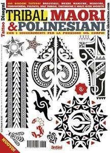 Tribal: Maori & Polynesian - Tattoo Designs - Book from Italy ...